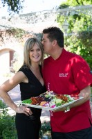 Owners Camille and Chef Doug