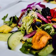 Salad Plates Slide